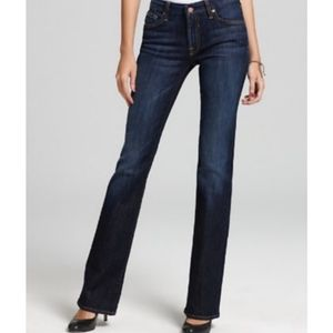 Seven for all mankind dark wash jeans